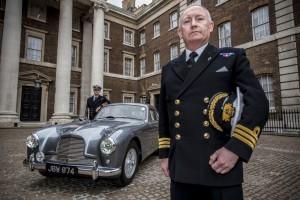 The Bond Car