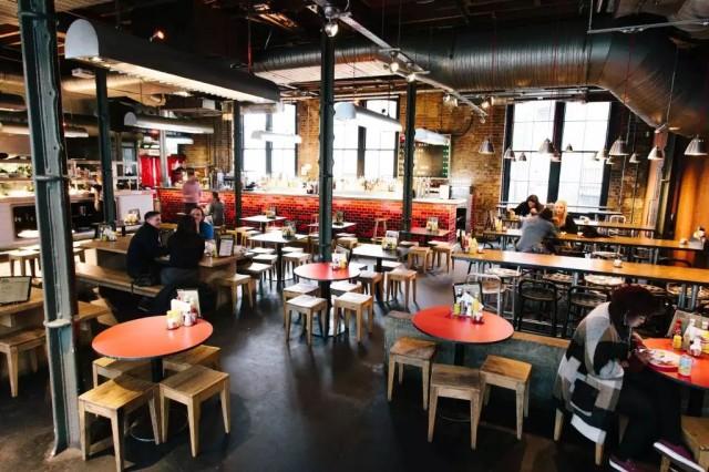 Smiths Ground Floor restaurant