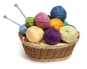 Knitting Club at the Barbican