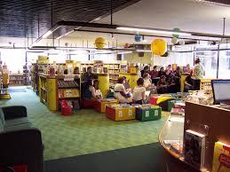 Barbican Children's Library